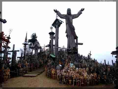 Ο Λόφος των Σταυρών