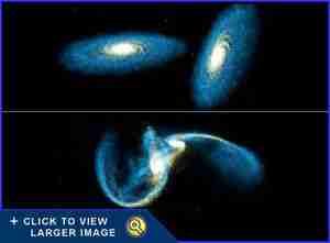 Γαλαξιακός κανιβαλισμός