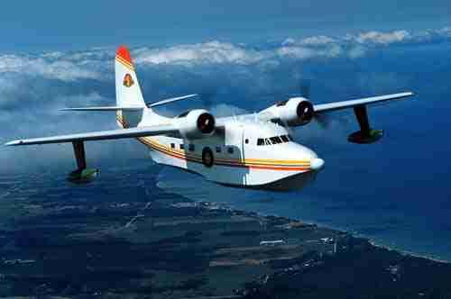 Jimmy Buffett - Grumman HU-16 Albatross