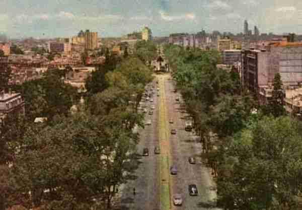 Μεξικό 1950