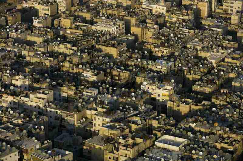 Εκπληκτικές αεροφωτογραφίες του Yann Bertrand
