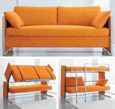 Κρεβάτι - καναπές - Κουκέτα