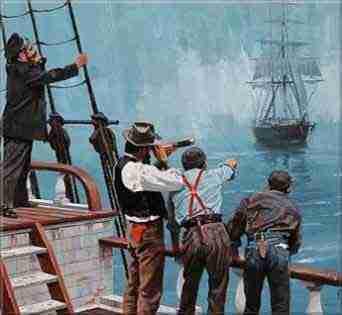 """Το μυστήριο του πλοίου """"Mary Seleste"""""""
