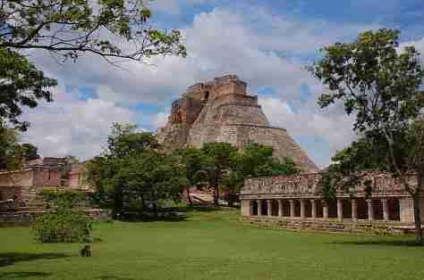 Η πυραμίδα του Kukulcan