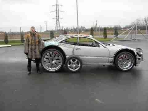 Σχεδίασε το δικό του αυτοκίνητο