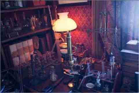 Το μουσείο του Σέρλοκ Χολμς