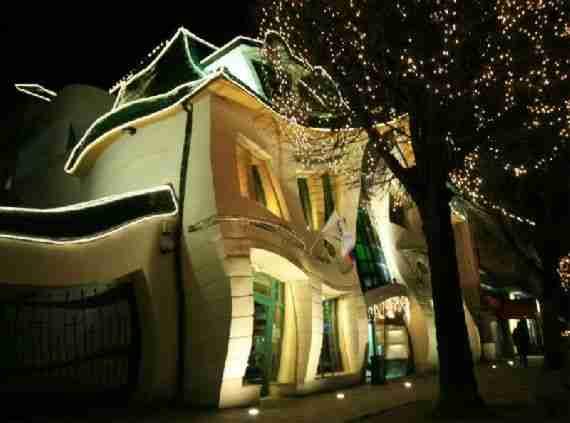 Το σπίτι με τις καμπύλες