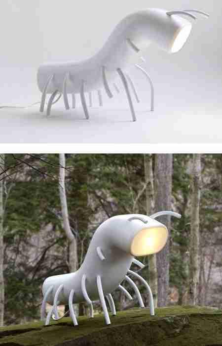 Φωτιστικό Νύμφη (έντομο)