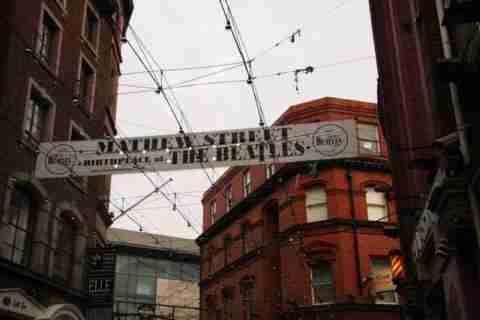 Το μουσείο των Beatles