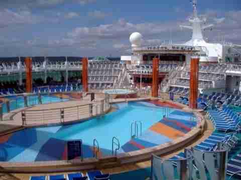 Το μεγαλύτερο κρουαζιερόπλοιο στον κόσμο
