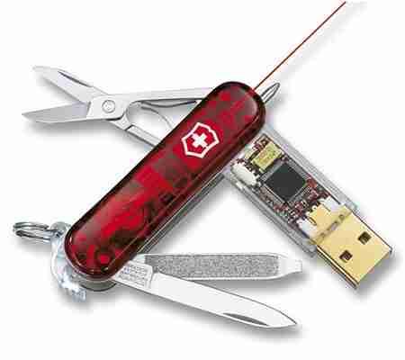 Υπάρχουν και αυτά τα USB Flash drives!