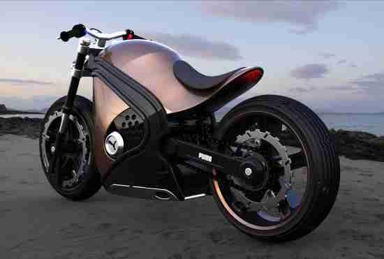 Puma Motorcycle Concept