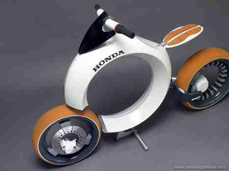 Honda Club Motorcycle