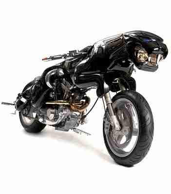 Jaguar Motorcycle Concept