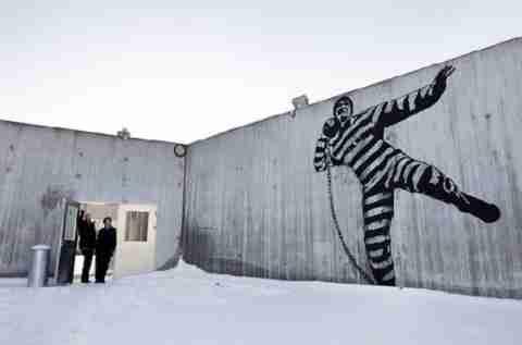 """Η πιο """"ανθρώπινη"""" φυλακή στον κόσμο"""