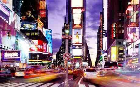 Ο χρυσοθήρας της Νέας Υόρκης