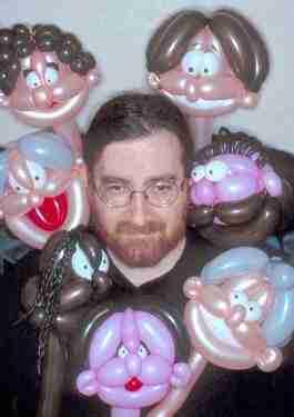 Airigami: Γλυπτά από μπαλόνια!