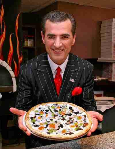 Η πιο ακριβή πίτσα στον κόσμο
