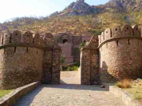 Φρούριο Bhangarh, Ινδία