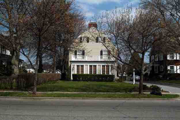 Το σπίτι στο Αμιτιβίλ, Λονγκ Άιλαντ, Νέα Υόρκη