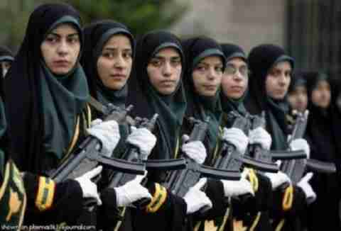 Γυναίκες στο στρατό
