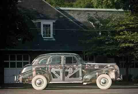 Πωλείται το αόρατο αυτοκίνητο