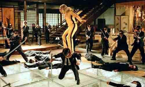 Η Νύφη τα βάζει με 88 μπράβους στο Kill Bill
