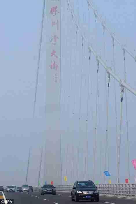 Η μεγαλύτερη γέφυρα στον κόσμο