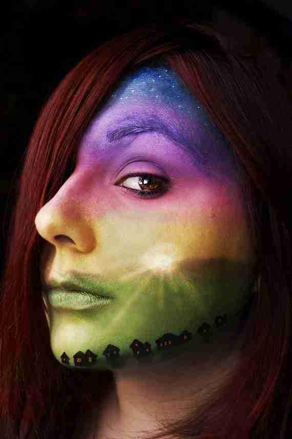 Η τέχνη του μακιγιάζ!