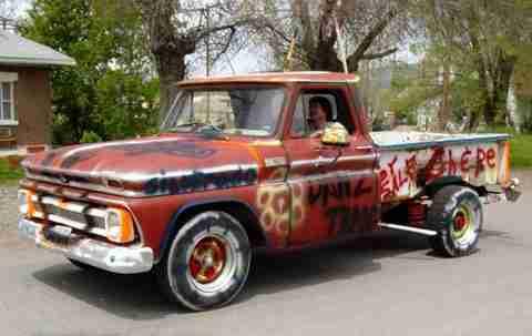 20 Ιουλίου: Ημέρα των άσχημων φορτηγών