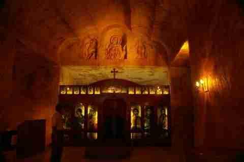 Coober Pedy, η υπόγεια πόλη