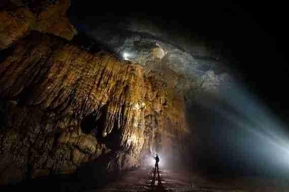 Το μεγαλύτερο σπήλαιο στον κόσμο