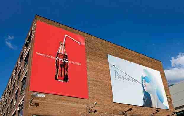 Διαφήμιση της Coca-Cola
