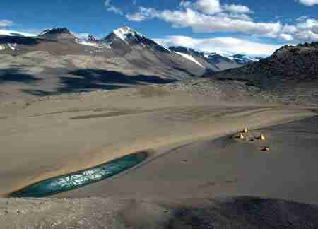 Το πιο ξηρό μέρος του κόσμου