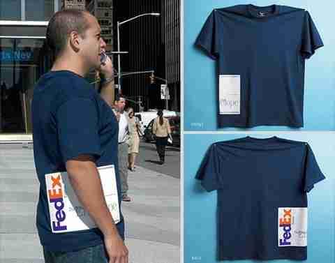 T-Shirt FedEx