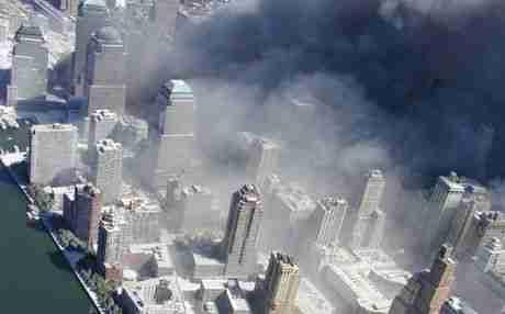 Θεωρίες συνωμοσίας για την 11η Σεπτεμβρίου