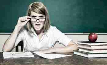 19 τρόποι για να σας πετάξουν από την τάξη!