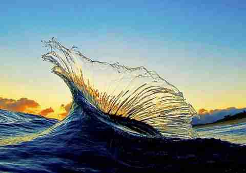Φωτογραφίζοντας τα μεγαλύτερα κύματα