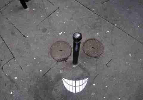 Τέχνη του δρόμου - Street Art