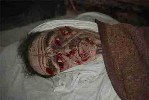 Το μουσείο των βασανιστηρίων