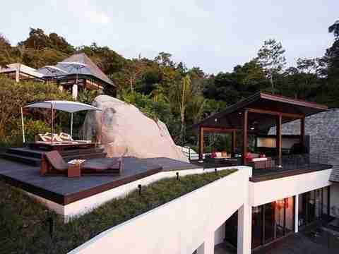 Το πιο εντυπωσιακό σπίτι της Ταϊλάνδης