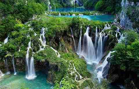 Plitvice Lakes, Κροατία