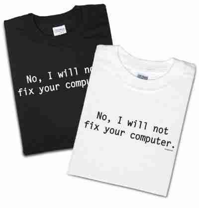 Μπλουζάκια για τους fan της τεχνολογίας