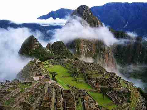 Machu Picchu, Περού