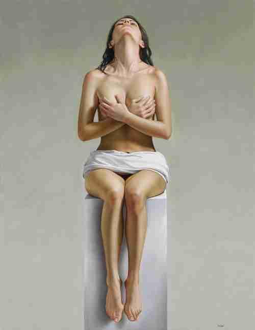 Οι υπερ-ρεαλιστικοί πίνακες του Omar Ortiz
