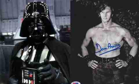 David Prowse – Darth Vader
