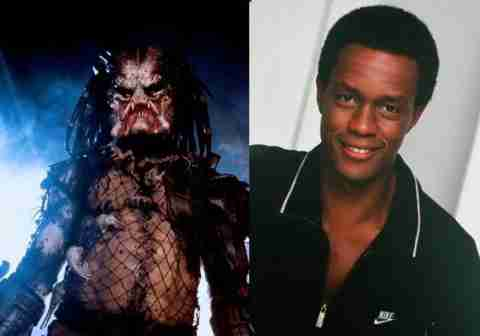 Kevin Peter Hall – The Predator