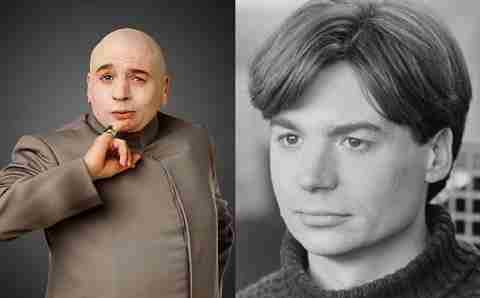 Mike Myers – Austin Powers