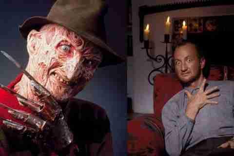 Robert Englund – Freddy Krueger