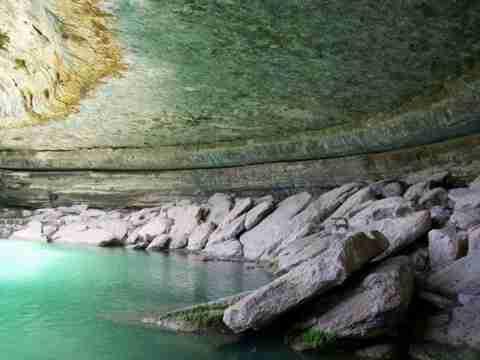 Η πιο όμορφη λίμνη της Αμερικής.